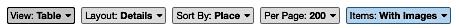 screenshot of menu bar