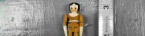 wooden doll (DA)